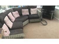 Corner conservatory furniture