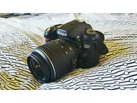 Nikon D80 with 18-55 VR, mint condition!