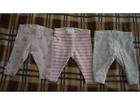 Next Baby girls clothes bundle first size
