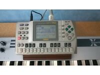 Yamaha QY70 Music Sequencer.