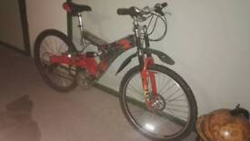 Hi hear I have my hydra mountain bike for sale