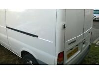FORD TRANSIT FULL YEARS MOT 81000 MILES