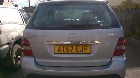 Meredes Benz ML280 CDI , Sport , Air Con,Heated Seats, 19inch alloys. Sat Nav etc