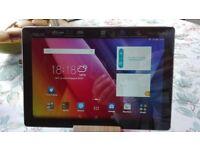 Asus Tablet 10 inch Wi-Fi + bluetooth handfree + microsd 16 GB
