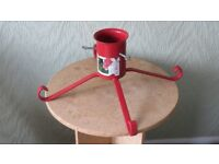 Xmas Christmas Tree Stand (Delivery available)