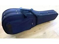 Hard Foam Acoustic Guitar Case Excellent Condition