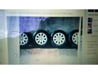 Vw 15inch wheels