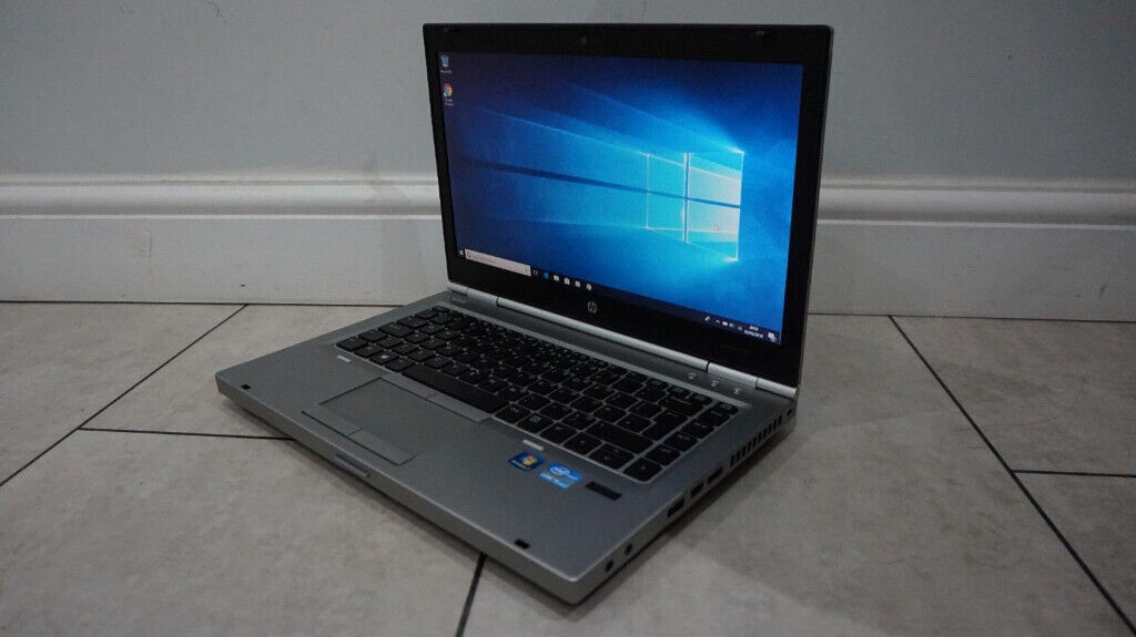 HP ELITEBOOK 8470P LAPTOP/ core i5/4GB RAM/ WEBCAM/ 250GB HDD/WINDOWS 10  PRO 64 BIT | in Sparkhill, West Midlands | Gumtree