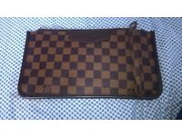 vouis vuitton clutch bag from Dominican