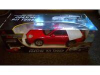 Porsche 911 turbo rc car £40