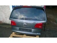 VW TOURAN TAILGATE BOOT DOOR