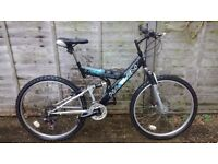 MANS HARLEM MOUNTAIN BIKE CYCLE