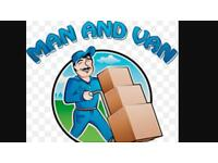 Man with van removals selby
