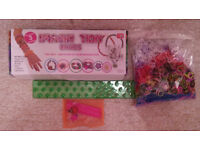 Loom band kit for kids - Used but in great condition -Liverpool