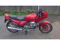 Moto Guzzi Lemans 1000