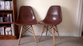 retro chairs £20 for pair