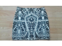 H&M mini skirt size EUR 32
