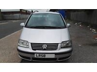 2008 VW SHARAN 1.9 TDI AUTO 7 SEATER