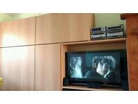TV storage unit ikea