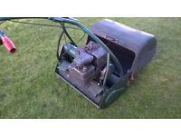 "Webb 24"" Cylinder petrol Lawnmower"