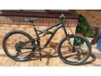Specialized Enduro 650b Medium 2016 Model Upgraded