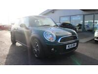 MINI HATCH ONE 1.6 ONE 3d AUTO 98 BHP - 360 SPIN ON WEBSITE (green) 2010