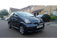 2010 Toyota Aygo 1.0 VVT-i + 5dr ~ One Year MOT ~ Low Mileage ~ £20 Road Tax