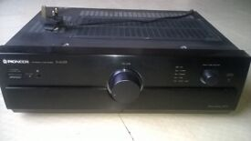 Pioneer Audio System - Tuner, Amp with remote