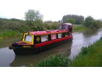 30ft Narrowboat