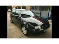 Volkswagen Golf 1.4 match