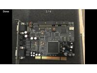 Rme hammer fall 9632 soundcard