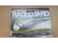RACEGUARD REAR MUDGUARD