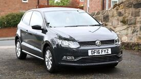 Very Low Mileage Volkswagen Polo. Stunning Car, Excellent Condition.