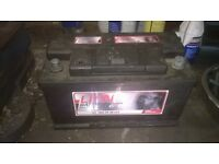 large car battery