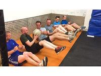 Mens over 30s Fitness programme underway in Bristol City Centre. 3 spots left.