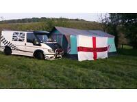 Jade trailer tent