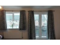 Stunning Nearly-New John Lewis Curtains