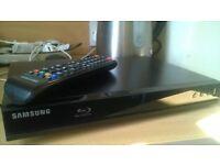 Samsung Blu-ray Player used