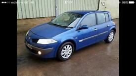 Renault megane 2006 for sale