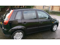 05 Ford Fiesta 1.2, stunning condition, 2 keys, full service history, very very low miles