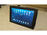 Sony Z Tablet 32gb Wifi - Superb condition with case