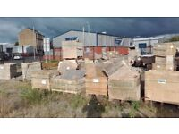 Wood & Timber Plywood Crates - Timber, Plywood, Wood Shipping Storage Container