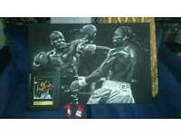 Mike Tyson large canvas