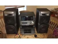 Sony LBT-LX5 Compact Hi-Fi Stereo System
