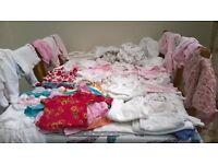 Massive bundle of baby clothes