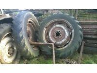 Leyland 38in wheels