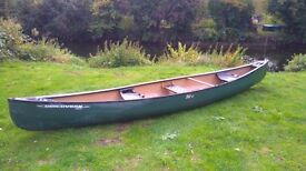 Old Town Canadian Canoe For Sale -