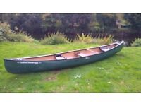 Old Town 158 Discovery Canadian Canoe For Sale -
