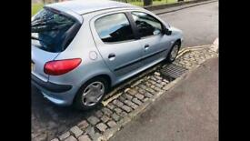 image for 2003 Peugeot 206 1.4 diesel £30 tax