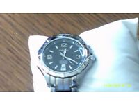 Seiko Coutura Perpectual Calander Watch With Stainless Steel Bracelet